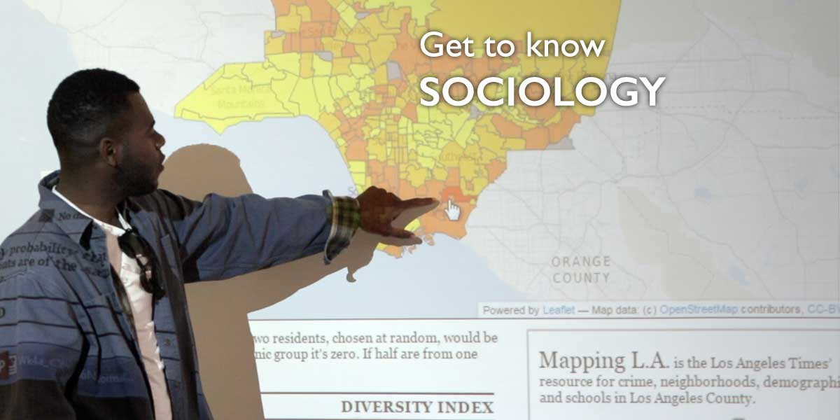 View Video: Get to know Sociology at CSUCI