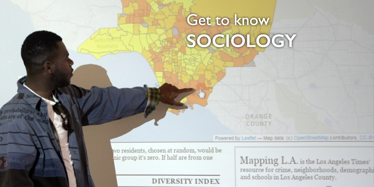 Get to know Sociology at CSU CHannel Islands